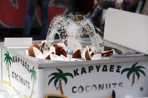 The Coconut Juice Cart