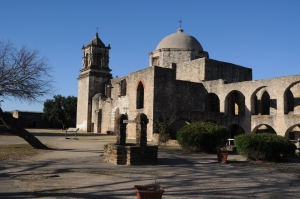 Mission at San Antonio