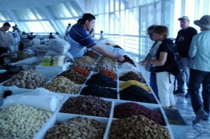 Nuts, Spices, Gentle Bargaining
