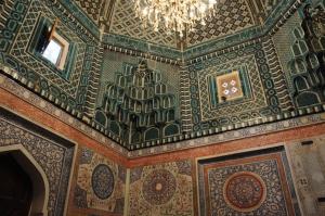 Usto Ali Nesefi Mausoleum, 14th c.