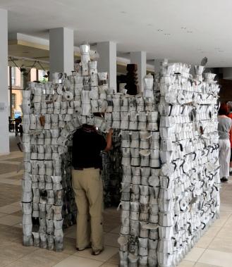 The Castle of Dead Pots