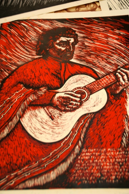 Victor Jara, Chilean Troubadour