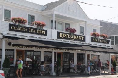 The Olympia Tea Room