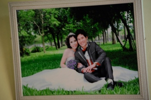 Mr. Viet's Wedding Photo