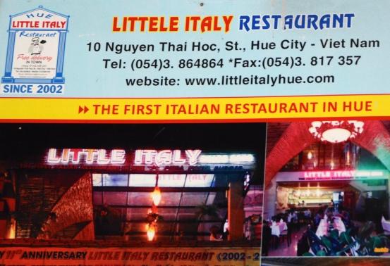 The Italian Invasion, Littele by Little