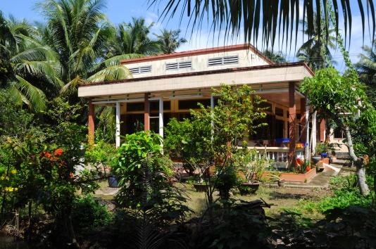 A Gardener's Paradise House