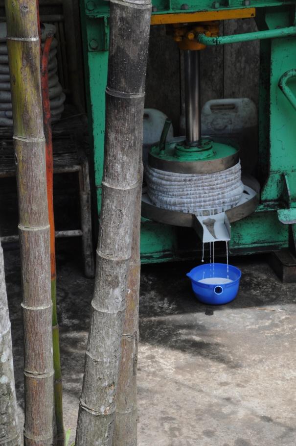 Milk Press