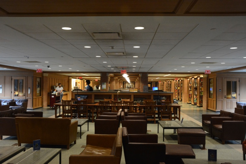 Bass Library
